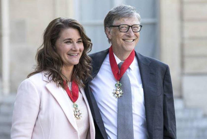 Bill and Melinda Gates