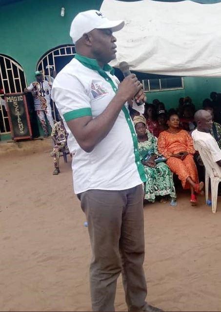 Mr Ugbo