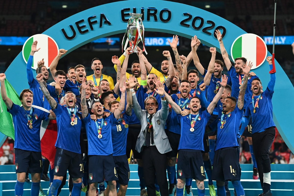 Italy are Euro 2020 champions