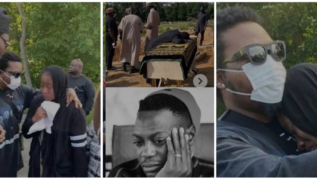 Olamide consoles Sound Sultan's wife