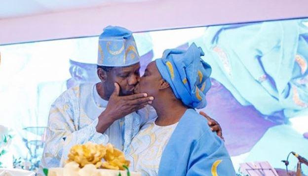 Adeboye and wife