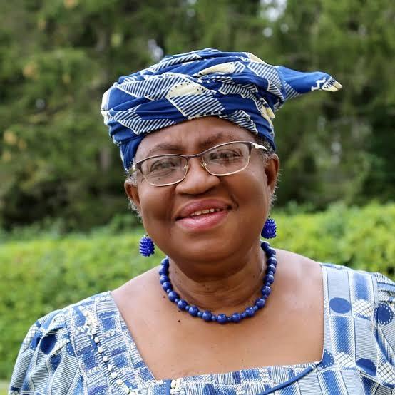 WTO Director, Okonjo-Iweala