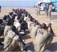 Former Boko Haram terrorists