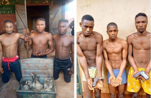 Kidnappers arrested in Kogi