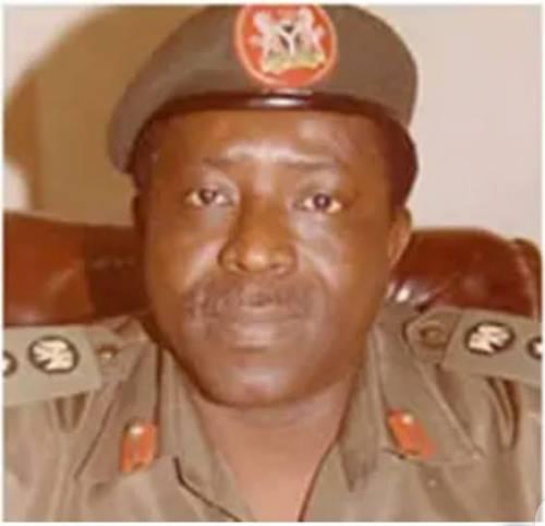 Brigadier General Ibrahim Aliyu