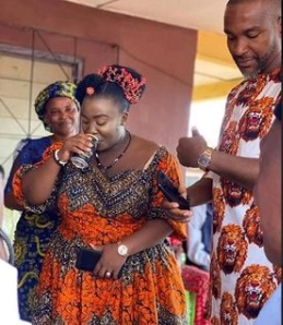 Bianze is now married to her lover