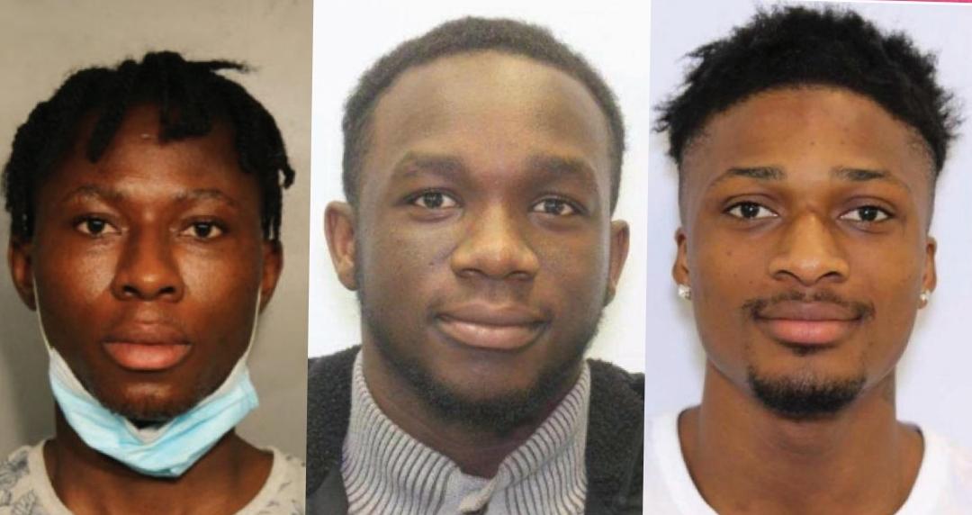 Nigerian Fraudsters arrested in US