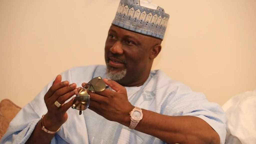 Nigerians Should Learn – Dino Melaye Reacts As Ghanaians Reject Bags of Rice From Politician