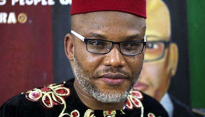 UK Foreign Minister Demands Info On How Nnamdi Kanu Was Repatriated From Kenya