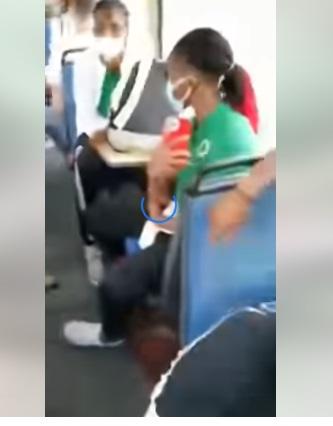 Man attacks Nigerian women football team