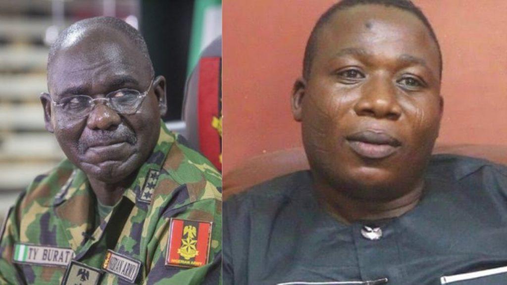 Buratai and Igboho