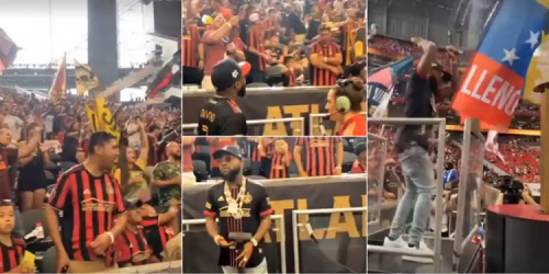 Davido appears hammers the golden spike