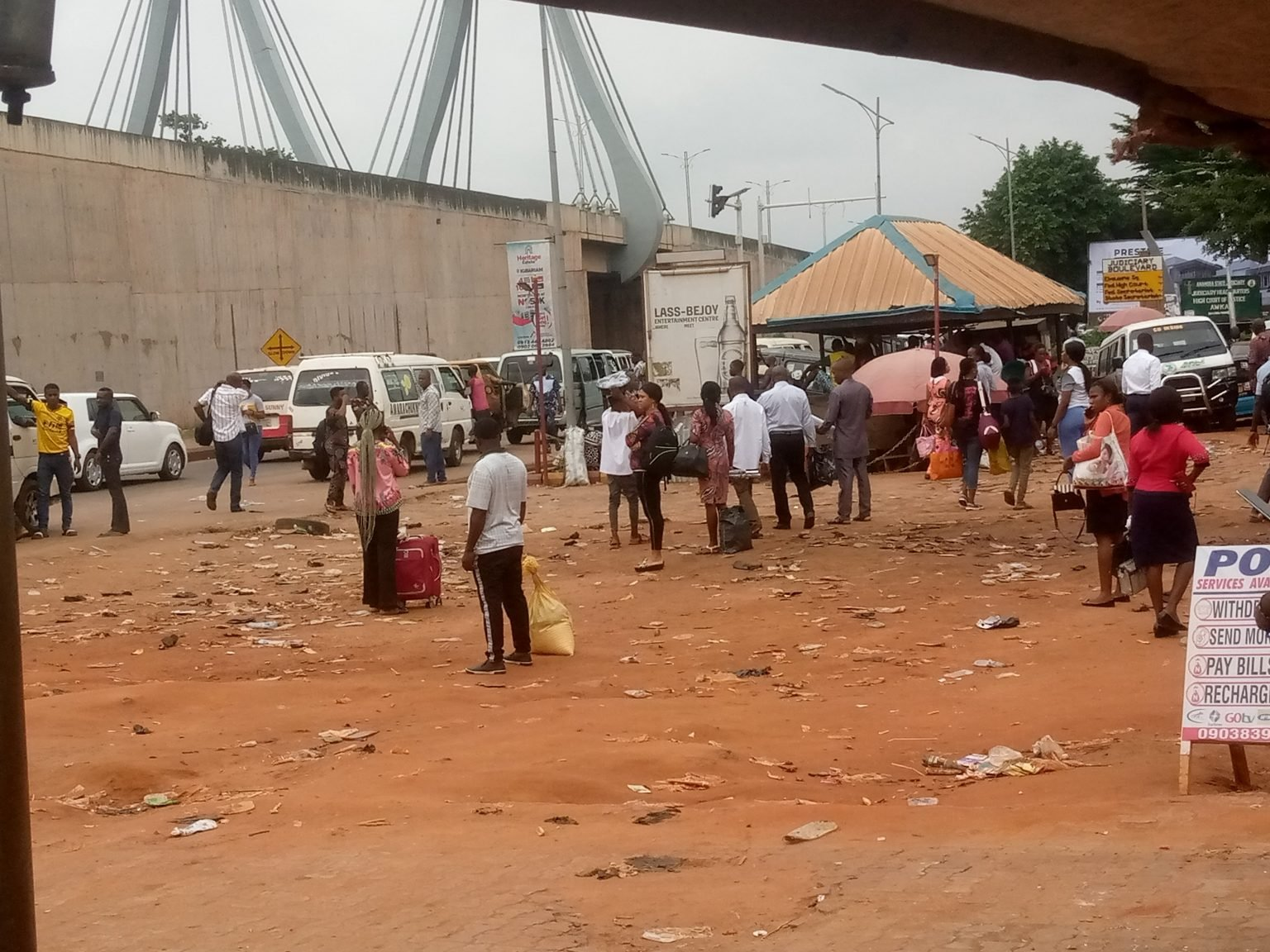 Movement restricted in Onitsha