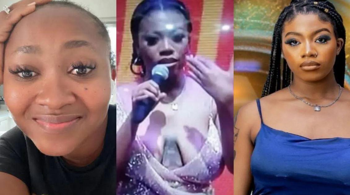 Mary Remmy Njoku Lambasts Those Body shaming BBNaija