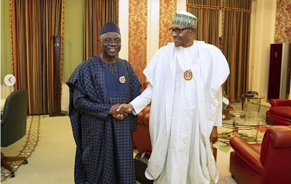 Bakare and Buhari