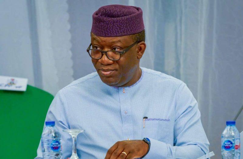 Governor Kayode Fayemi