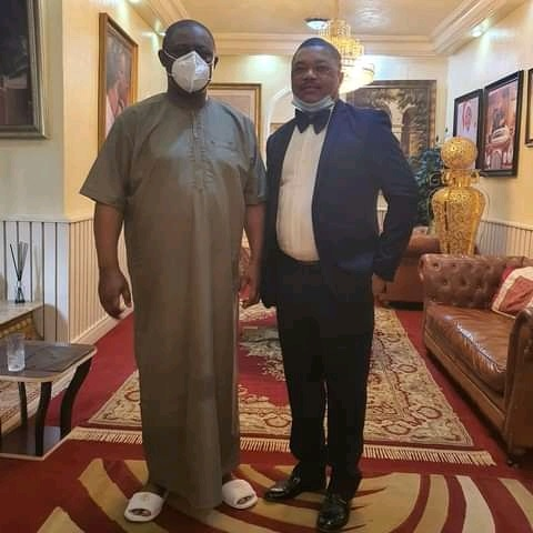 Ejiofor and FFK