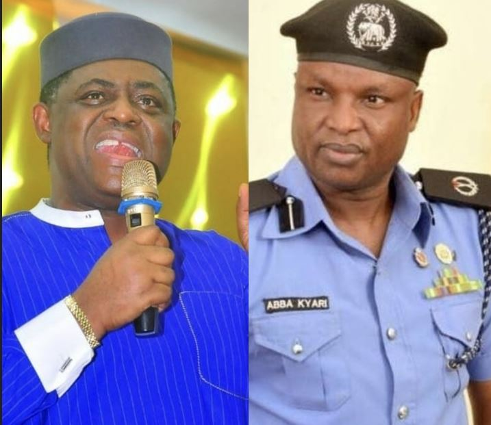"""FFK and Kyari  """"When Allen Onyema Was Indicted By FBI, We Stood By Him And He Was Vindicated, Why Can't We Do The Same With Kyari"""" FFK 20and 20Kyari"""