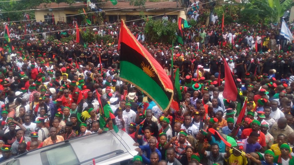 BREAKING: IPOB Orders Sit-At-Home In South-East Nigeria Every Monday Till Nnamdi Kanu Regains Freedom, Threatens Violators