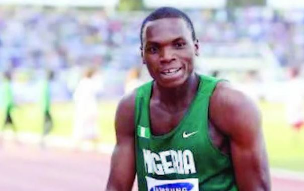 Nigeria's Oduduru Disqualified, Itsekiri Advances In Men's 100m At Tokyo Olympics divine