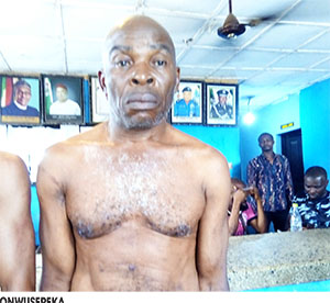 Innocent Onwusereka  Shocking Tale Of Fake Medical Doctor Whose Major Business Is Kidnapping And Child Trafficking inno