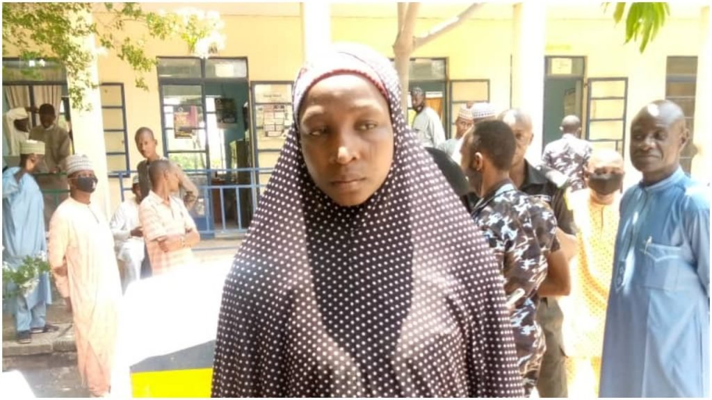 Photo Of The Wife Of Notorious Gunrunner Who Was Arrested With N2.4 Million wife 20bandit