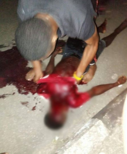 UNICROSS Student Allegedly Stabbed To Death By Suspected Phone Snatchers In Calabar (Graphic Photo) #Arewapublisize