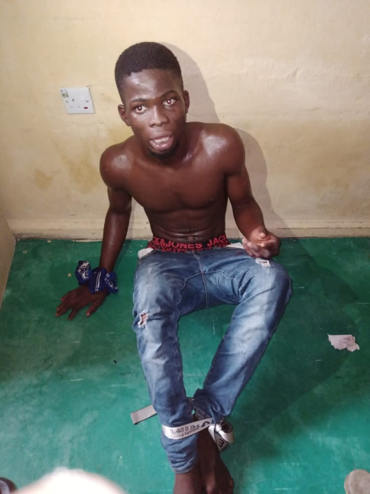 Man who stabbed phone thief in Calabar