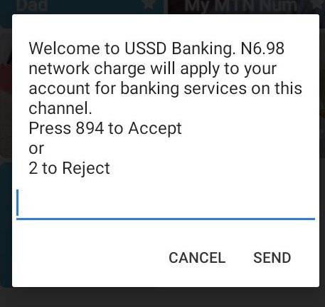 Nigerians Now Charged Compulsory N6.98 For USSD Transactions, Citizens KicK #Arewapublisize