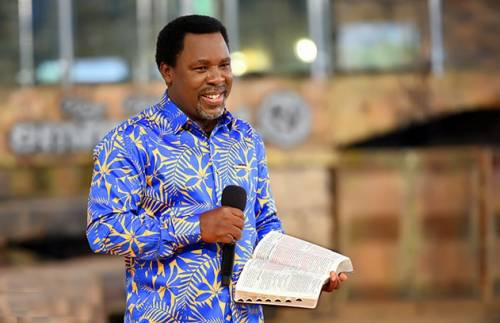 TB Joshua's Brother Recalls The Last Encounter He Had With The Late Prophet #Arewapublisize