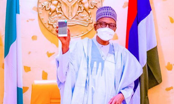 First-ever made-in0Nigeria phone