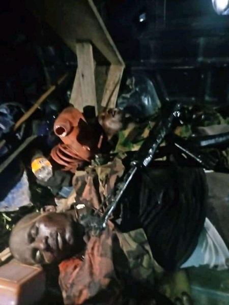 Kidnappers killed in Kogi