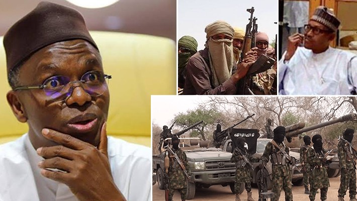 El-Rufai has lamented on the state of insecurity in Nigeria today