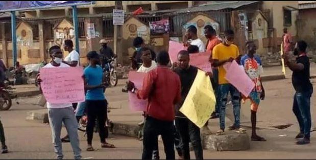Akure protests