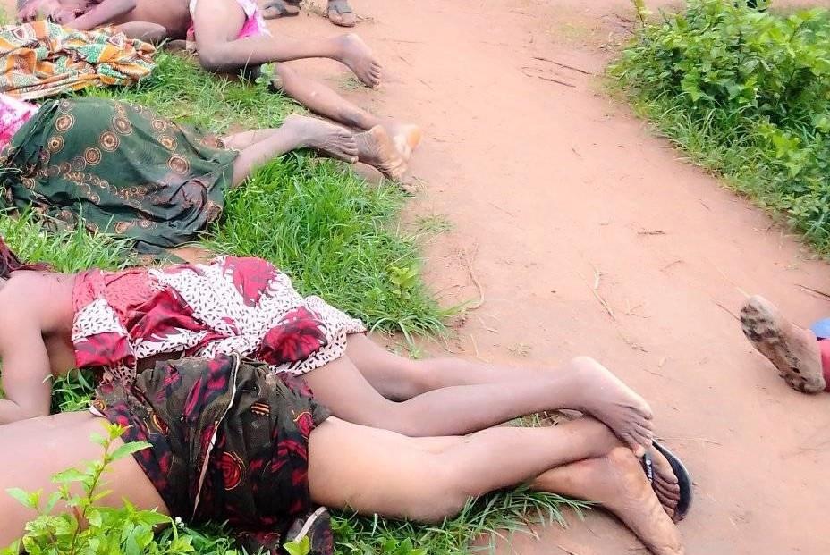 Victims killed in Nasarawa