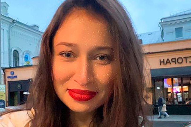 Marina Pankratova was killed by her lover