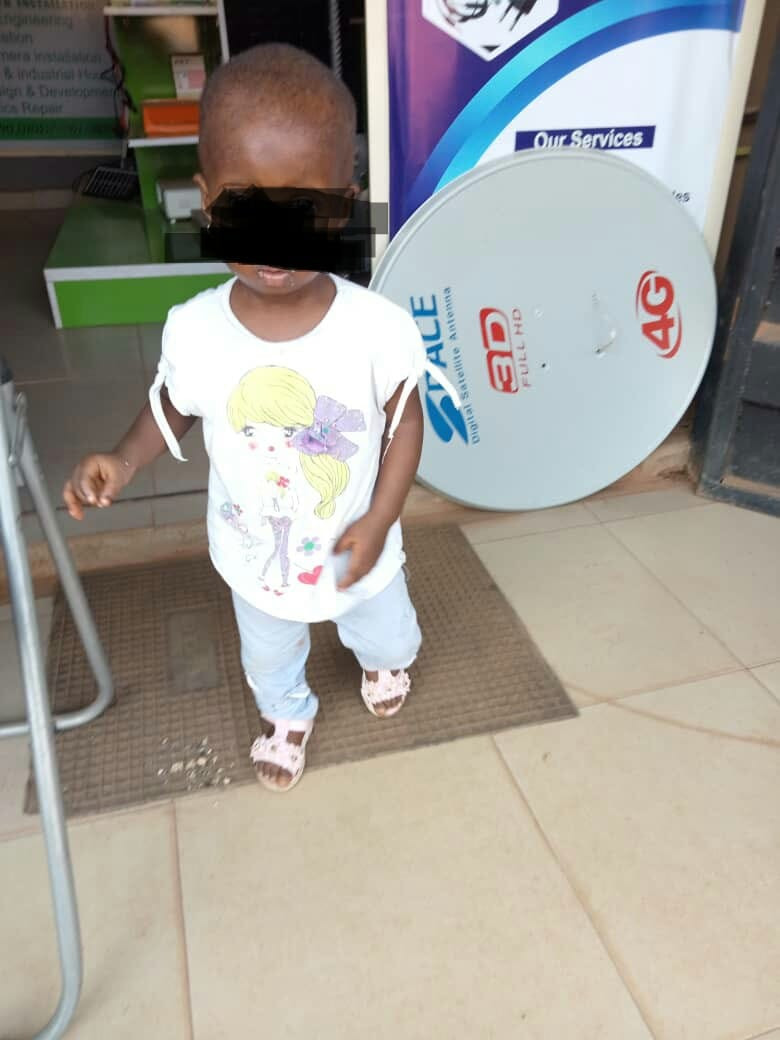 Young girl defiled by a pastor in Delta