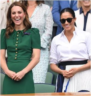 Kate and Markle