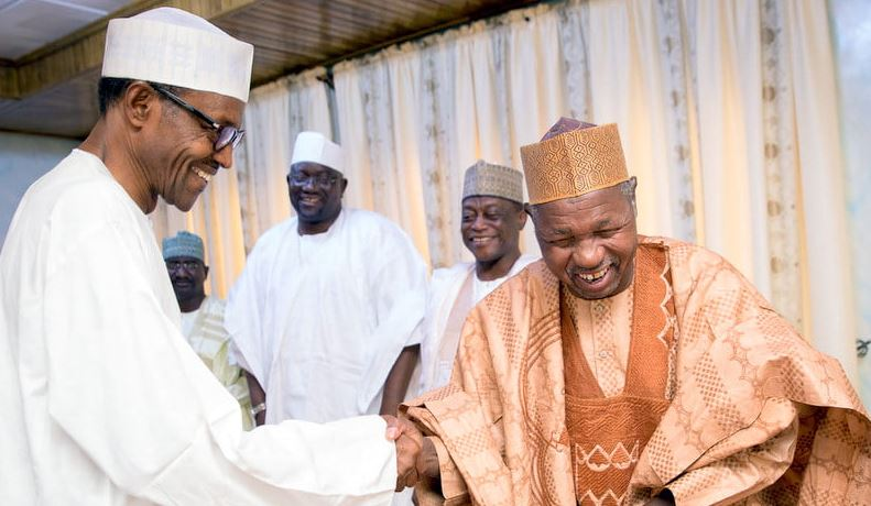 Buhari and Masari