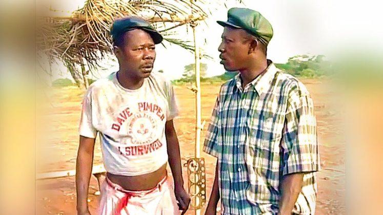 Sam Loco and Nkem Owoh