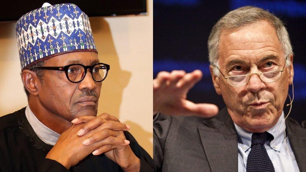 Buhari and Hanke