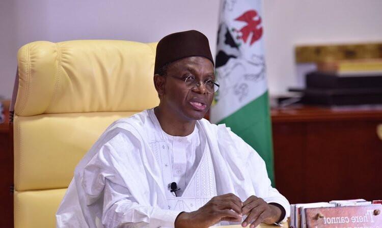 Kaduna State Governor, Nasir El Rufai