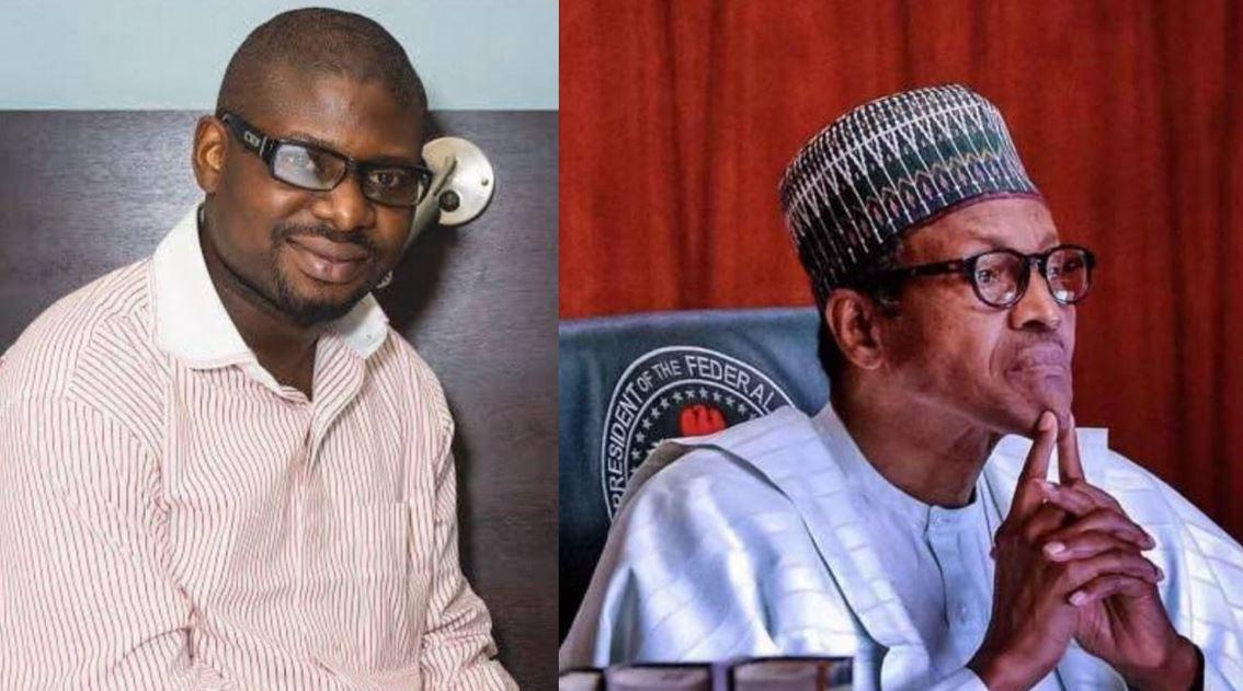 Pastor Giwa and Buhari