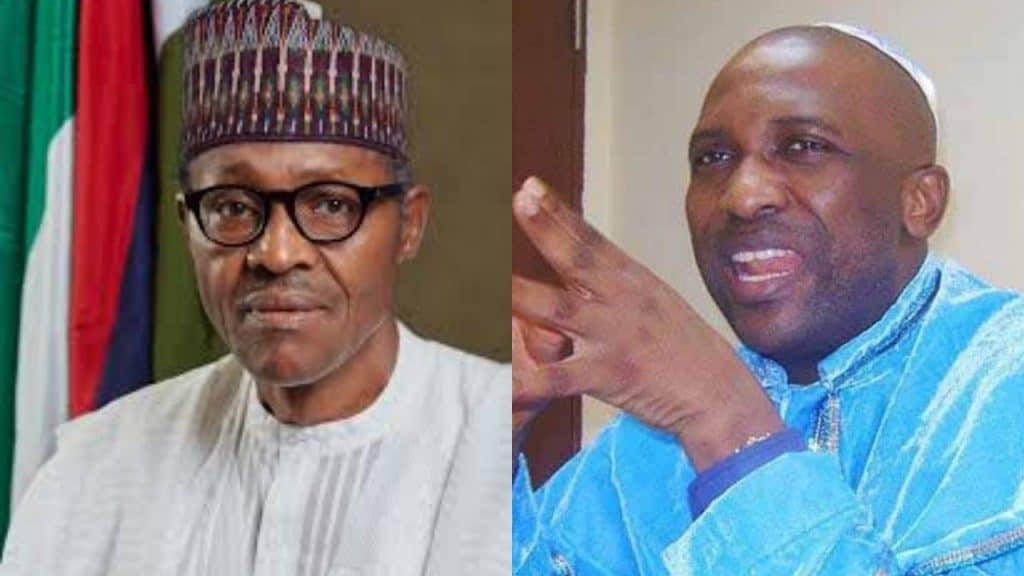Buhari and Ayodele