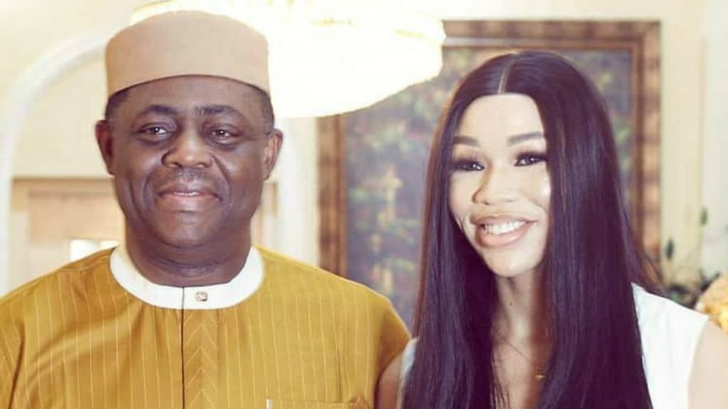 FFK and new lover