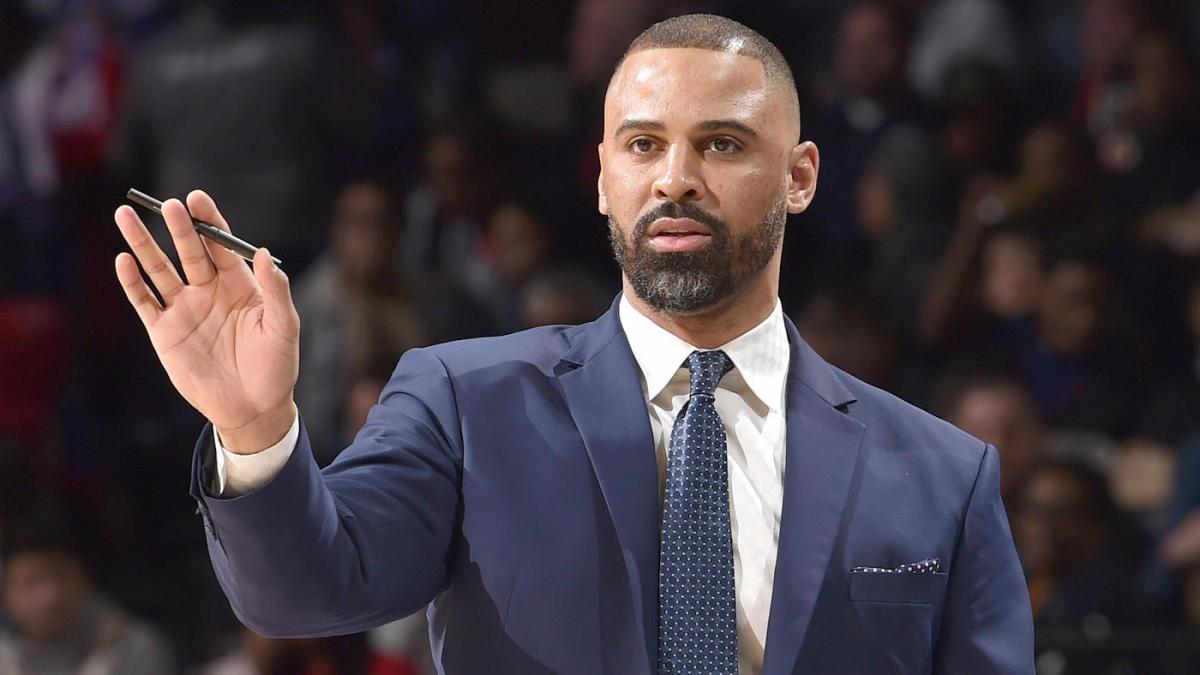 Boston Celtics coach, Ime Udoka