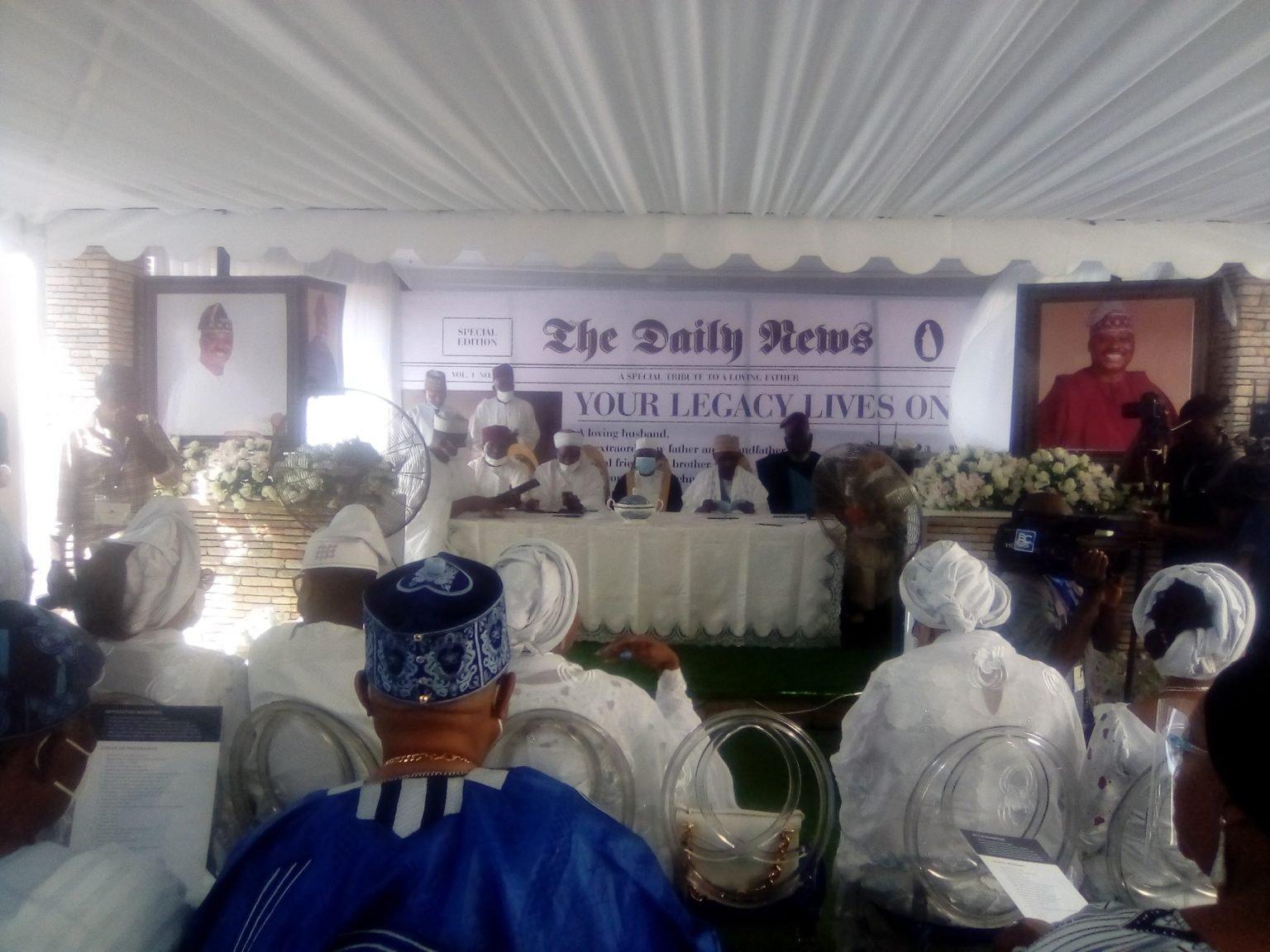 Sheikh Muhyideen Ajani Bello