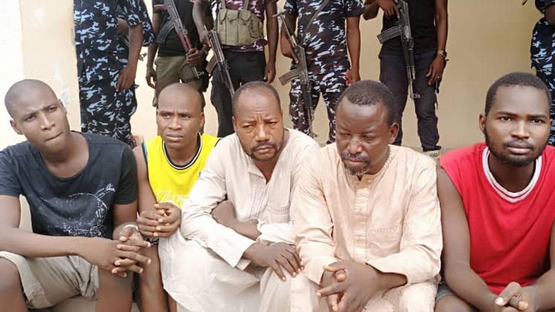 Robbers arrested in Borno