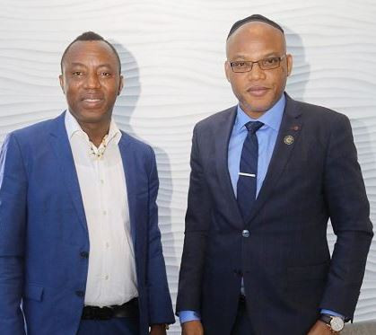 Sowore and Kanu