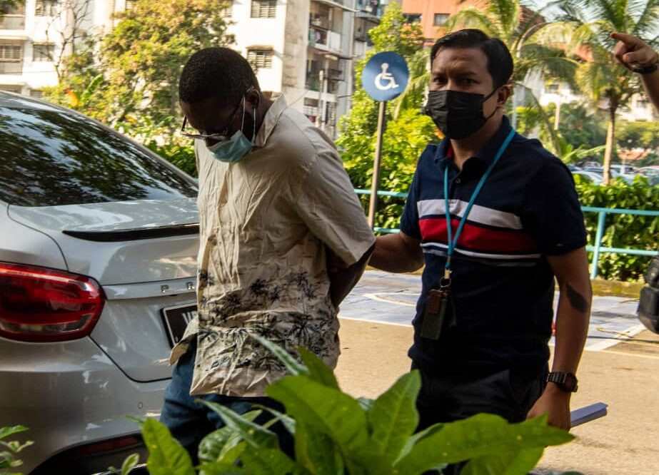 Nigerian arrested for fraud in Malaysia